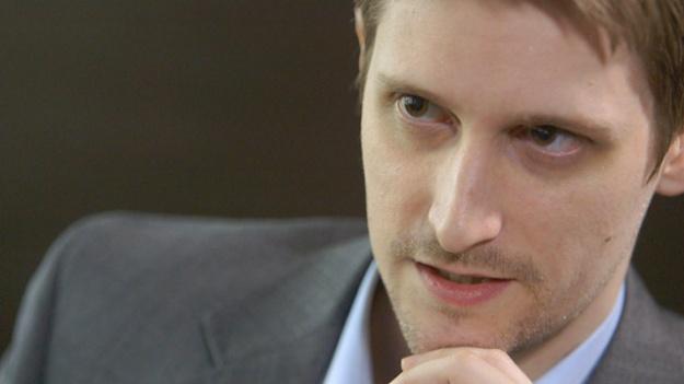 Edward Snowden Interview